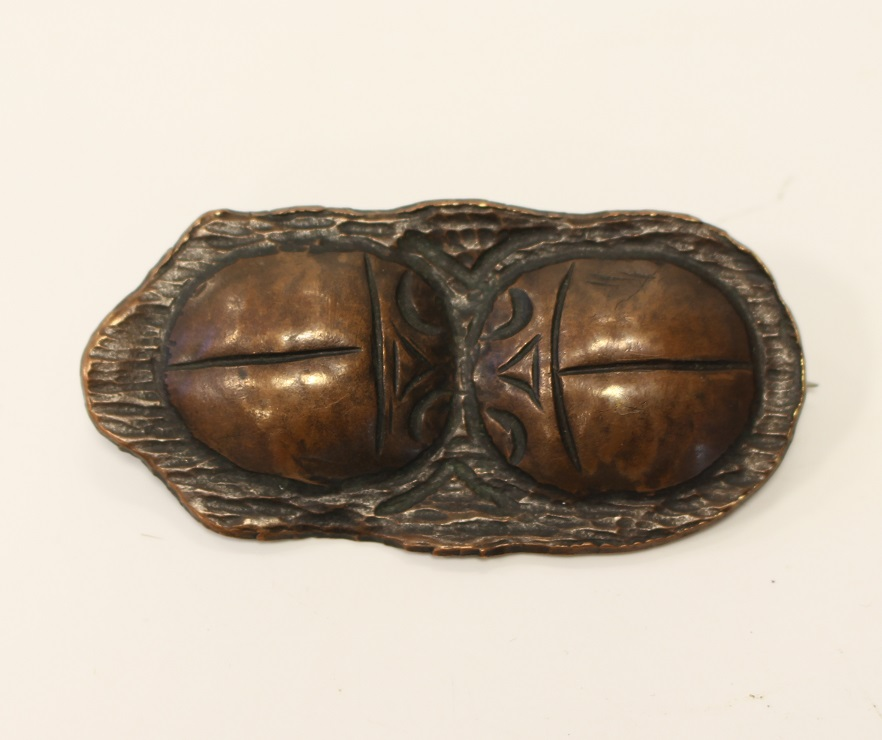 Marshall Fields Furniture: Marshall Field & Co Craft Shop Scarab Pin