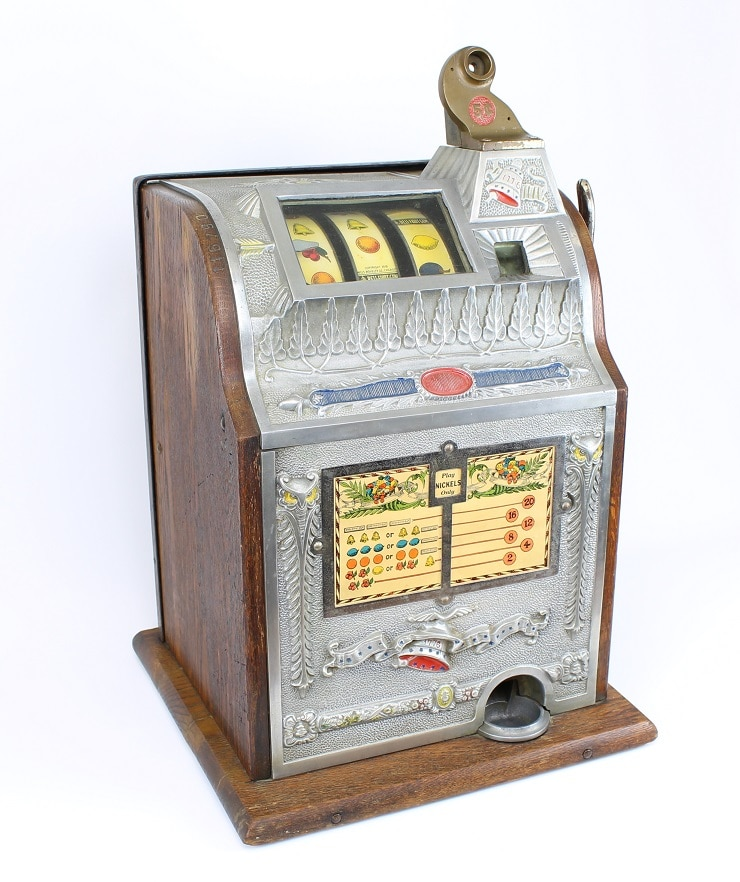 Owl Slot Machine